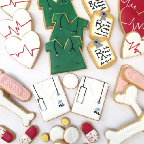 Doctor Cookies :)